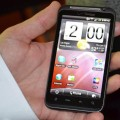 HTC Thunderbolt on Verizon's 4G LTE