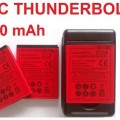 HTC Thunderbolt 1700mAh and 1800mAh Batteries